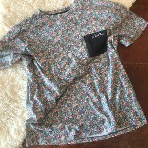 Chubbies | Faded Floral Crewneck Pocket T-Shirt